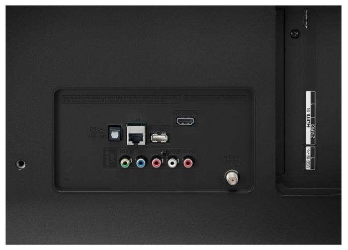 LG 49UK6200 49 (2018) - размеры с подставкой (ШxВxГ): 1108x706x235мм