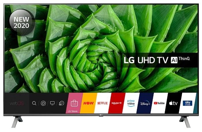 "LG 55UN80006 55"" (2020) - диагональ экрана: 55"", IPS"