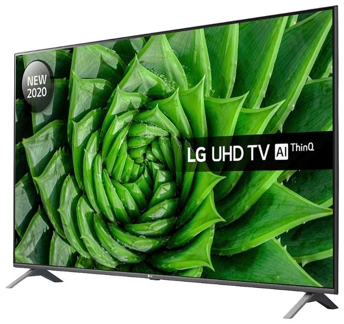 """LG 55UN80006 55"""" (2020) - тип подсветки: Direct LED"""