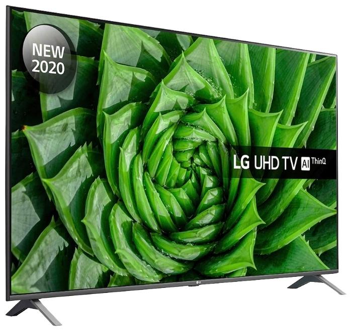 """LG 55UN80006 55"""" (2020) - частота обновления экрана: 50Гц"""