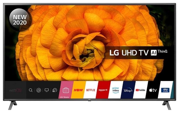 """LG 82UN85006LA 82 (2020) - диагональ экрана: 82"""", VA"""