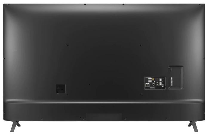 LG 82UN85006LA 82 (2020) - проводные интерфейсы: HDMI 2.1x 4, USB x 3, Ethernet, выход аудио оптический