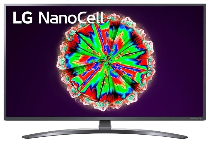 """NanoCell LG 50NANO796NF 50"""" (2020) - разрешение: 4K UHD (3840x2160), HDR"""