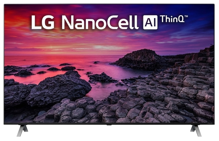 "NanoCell LG 55NANO906 55"" (2020) - разрешение: 4K UHD (3840x2160), HDR"