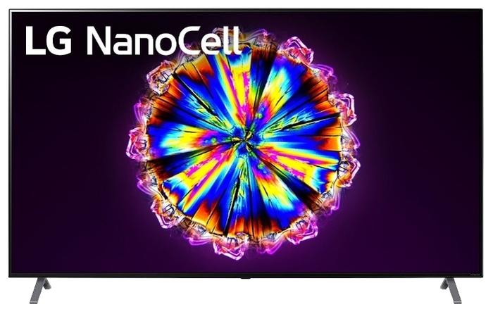"NanoCell LG 55NANO906 55"" (2020) - диагональ экрана: 55"", IPS"