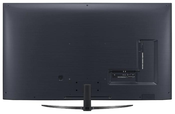 """NanoCell LG 55NANO916 55"""" (2020) - проводные интерфейсы: HDMI 2.1x 4, USB x 3, Ethernet, выход аудио оптический"""
