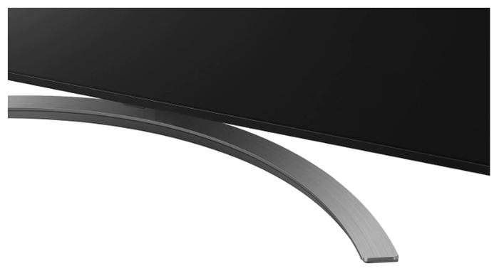"NanoCell LG 55NANO916 55"" (2020) - размеры с подставкой (ШxВxГ): 1237x786x263мм"