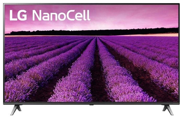 "NanoCell LG 55SM8050 55"" (2019) - разрешение: 4K UHD (3840x2160), HDR"