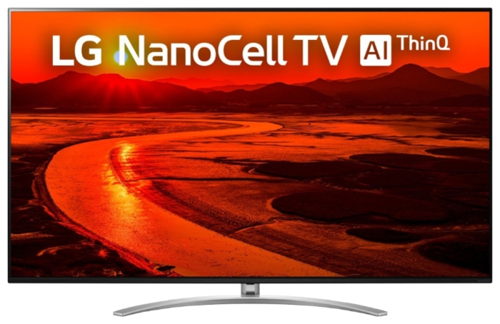 NanoCell LG 75SM9900 75 (2019) - разрешение: 8K (7680x4320), HDR