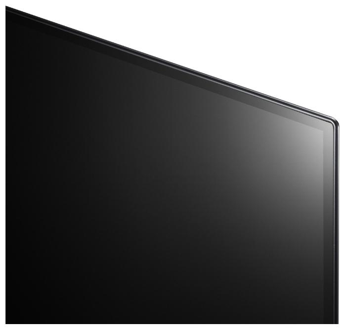 OLED LG OLED55B9P 54.6 (2019) - проводные интерфейсы: HDMI 2.1x 4, USB x 3, Ethernet, выход аудио оптический, выход на наушники