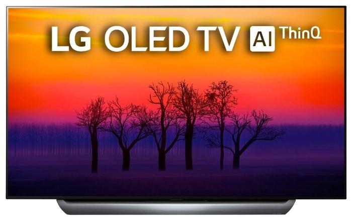 OLED LG OLED55C8 54.6 (2018) - разрешение: 4K UHD (3840x2160), HDR