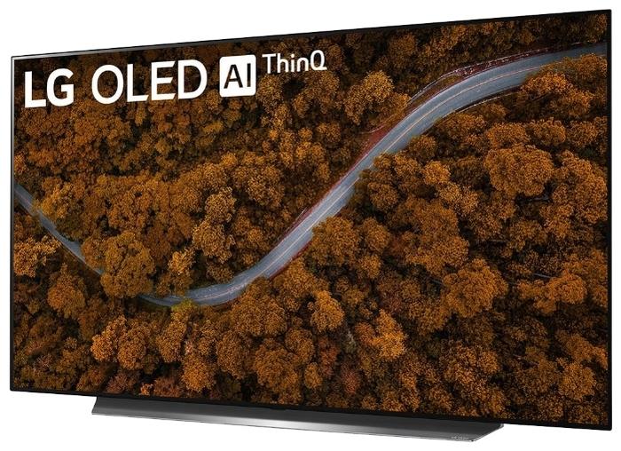 """OLED LG OLED55CXR 55"""" (2020) - частота обновления экрана: 100Гц"""