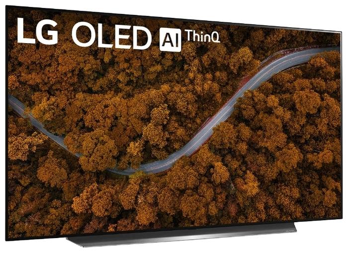 """OLED LG OLED55CXR 55"""" (2020) - беспроводные интерфейсы: Wi-Fi 802.11ac, Bluetooth, Miracast"""