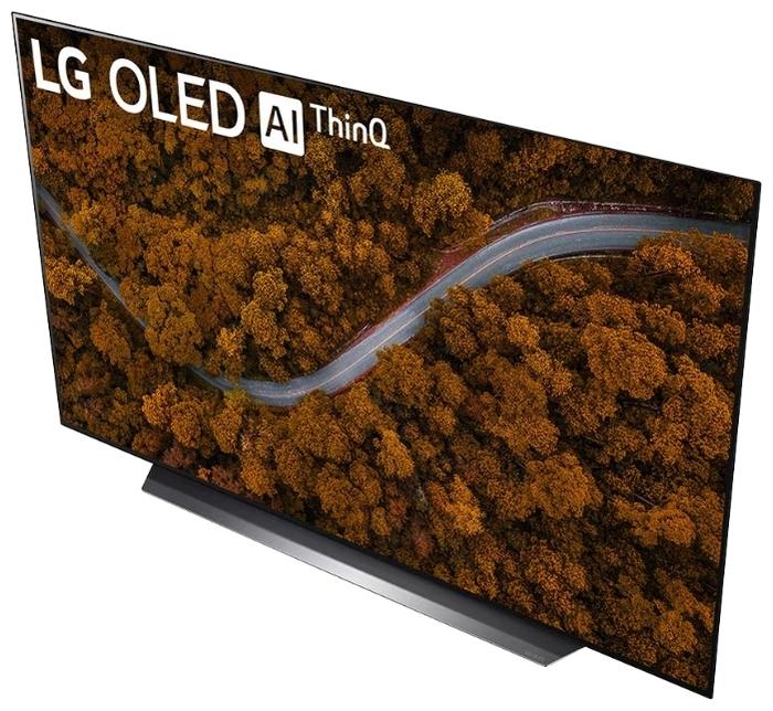 """OLED LG OLED55CXR 55"""" (2020) - размеры без подставки (ШxВxГ): 1228x706x47мм"""