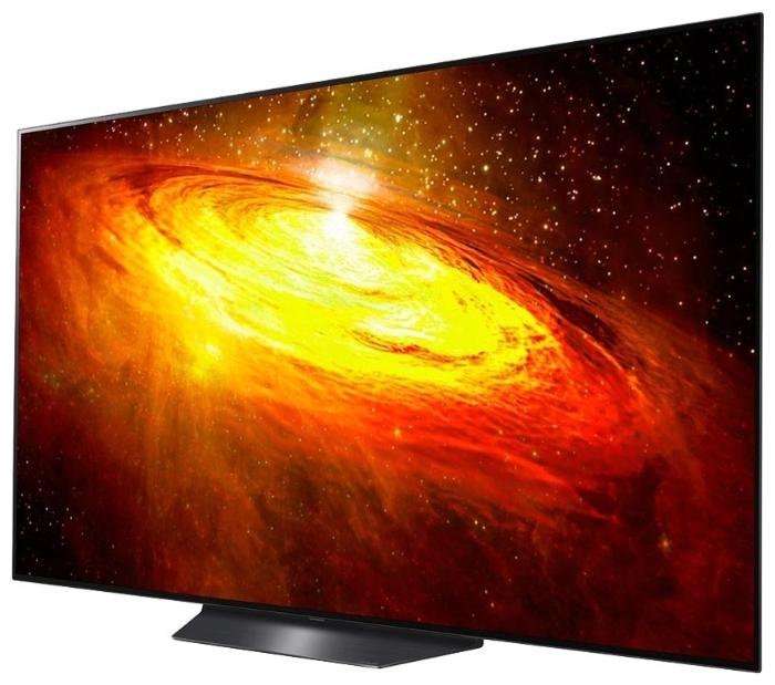 OLED LG OLED65BXRLB 65 (2020) - частота обновления экрана: 100Гц