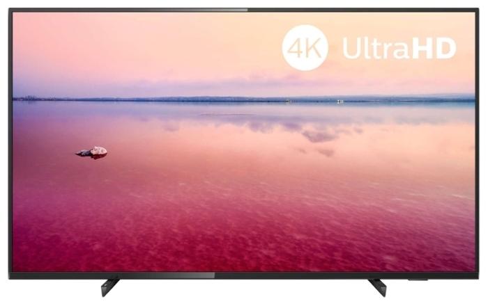 "Philips 50PUS6704 50"" (2019) - разрешение: 4K UHD (3840x2160), HDR"