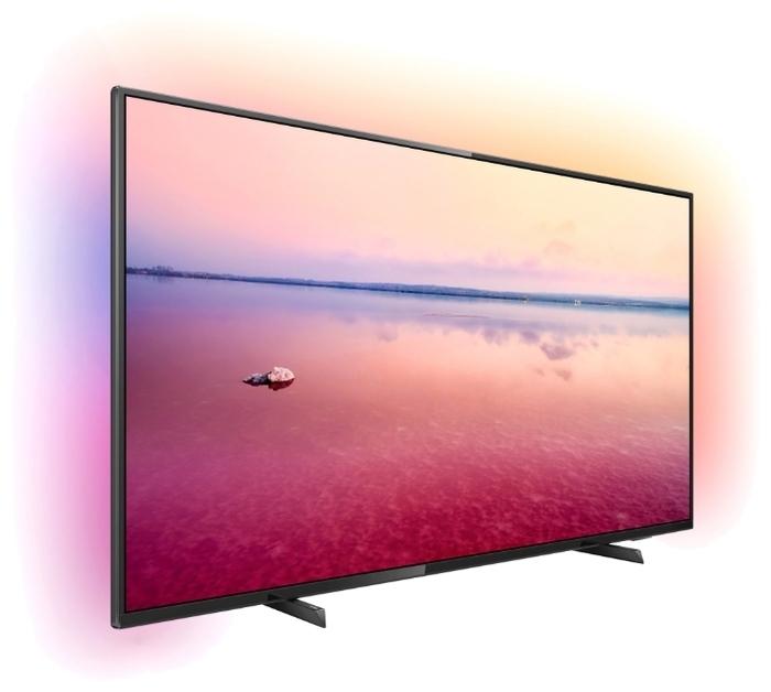 """Philips 50PUS6704 50"""" (2019) - частота обновления экрана: 50Гц"""