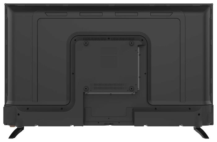 Prestigio 40 Top 39 (2019) - проводные интерфейсы: HDMI x 3, USB x 2, Ethernet, выход аудио оптический