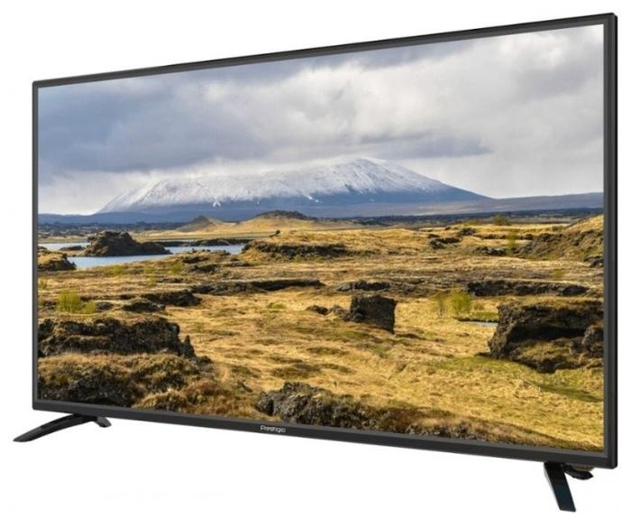 Prestigio 43 Top 43 (2019) - проводные интерфейсы: HDMI x 3, USB x 2, Ethernet, выход аудио оптический