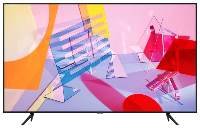 QLED Samsung QE43Q60TAU 43 (2020) - формат HDR: HDR10+
