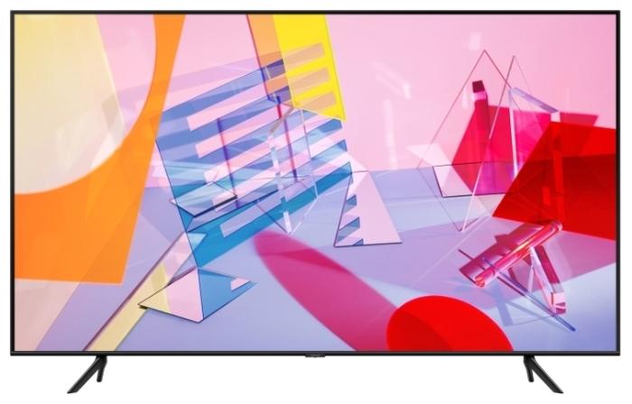 """QLED Samsung QE55Q60TAU 55"""" (2020) - частота обновления экрана: 100Гц"""
