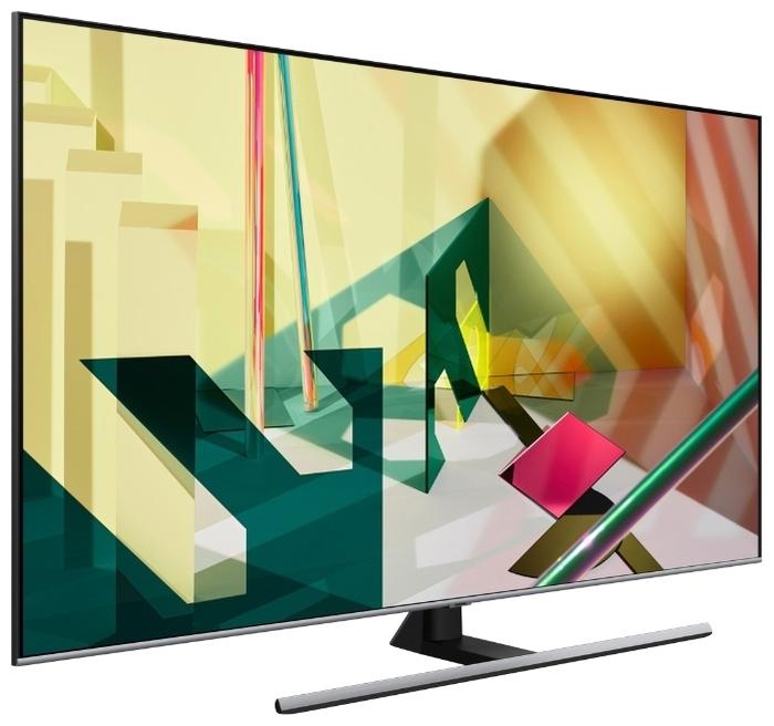 """QLED Samsung QE55Q77TAU 55"""" (2020) - частота обновления экрана: 200Гц"""