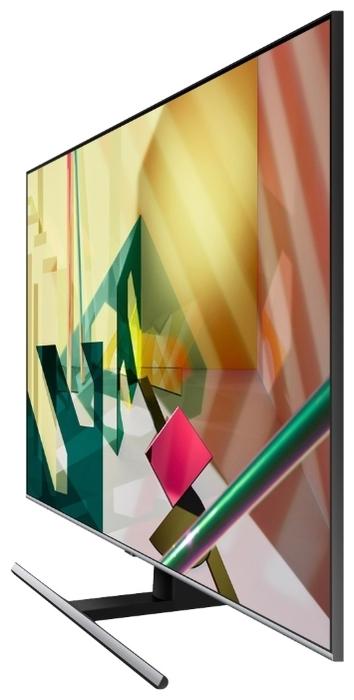 "QLED Samsung QE55Q77TAU 55"" (2020) - платформа Smart TV: Tizen"