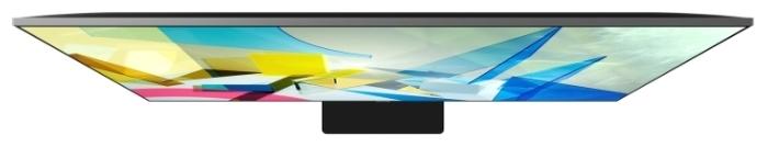 """QLED Samsung QE55Q80TAU 55"""" (2020) - беспроводные интерфейсы: Wi-Fi 802.11ac, 802.11b, 802.11g, 802.11n, Bluetooth, Miracast"""