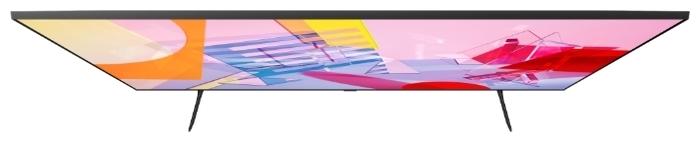 QLED Samsung QE65Q60TAU 65 (2020) - размеры с подставкой (ШxВxГ): 1450x908x289мм