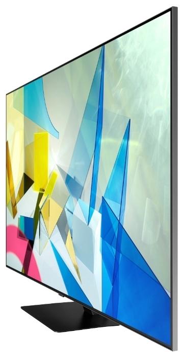 QLED Samsung QE65Q87TAU 65 (2020) - беспроводные интерфейсы: Wi-Fi 802.11ac, 802.11b, 802.11g, 802.11n, Bluetooth, Miracast