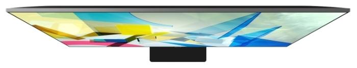 QLED Samsung QE65Q87TAU 65 (2020) - проводные интерфейсы: HDMI 2.0x 4, USB x 2, Ethernet, выход аудио оптический