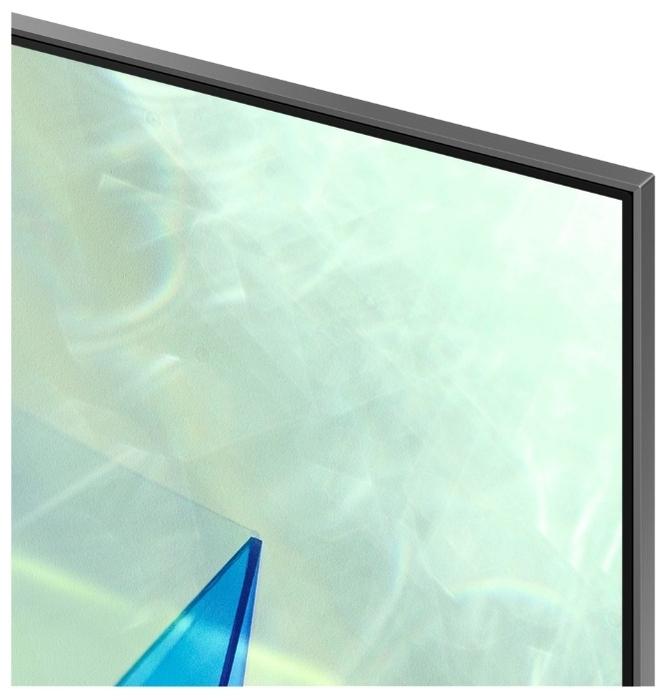 QLED Samsung QE65Q87TAU 65 (2020) - размеры с подставкой (ШxВxГ): 1447x906x289мм