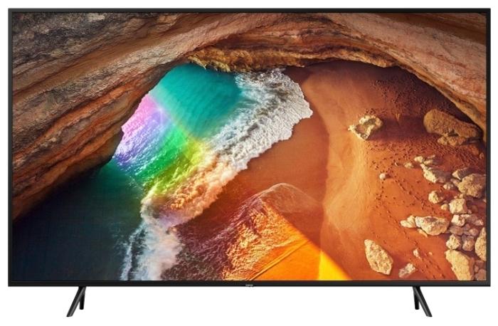 QLED Samsung QE75Q60RAU 75 (2019) - разрешение: 4K UHD (3840x2160), HDR
