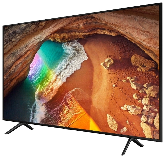 "QLED Samsung QE75Q60RAU 75 (2019) - диагональ экрана: 75"""