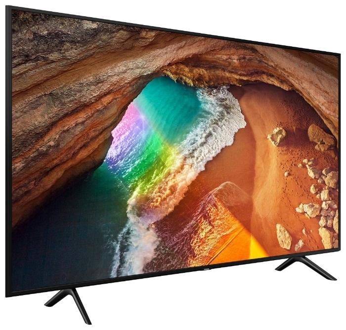 QLED Samsung QE75Q60RAU 75 (2019) - формат HDR: HDR10, HDR10+