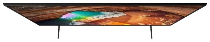 QLED Samsung QE75Q60RAU 75 (2019) - проводные интерфейсы: HDMI x 4, USB x 2, Ethernet, выход аудио оптический