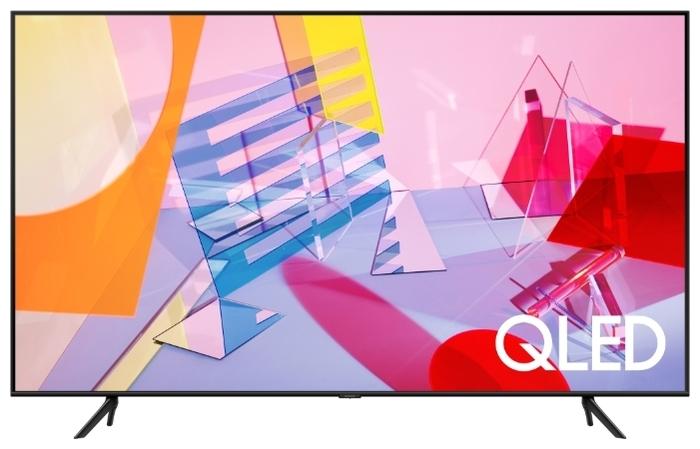 QLED Samsung QE75Q60TAU 75 (2020) - частота обновления экрана: 100Гц