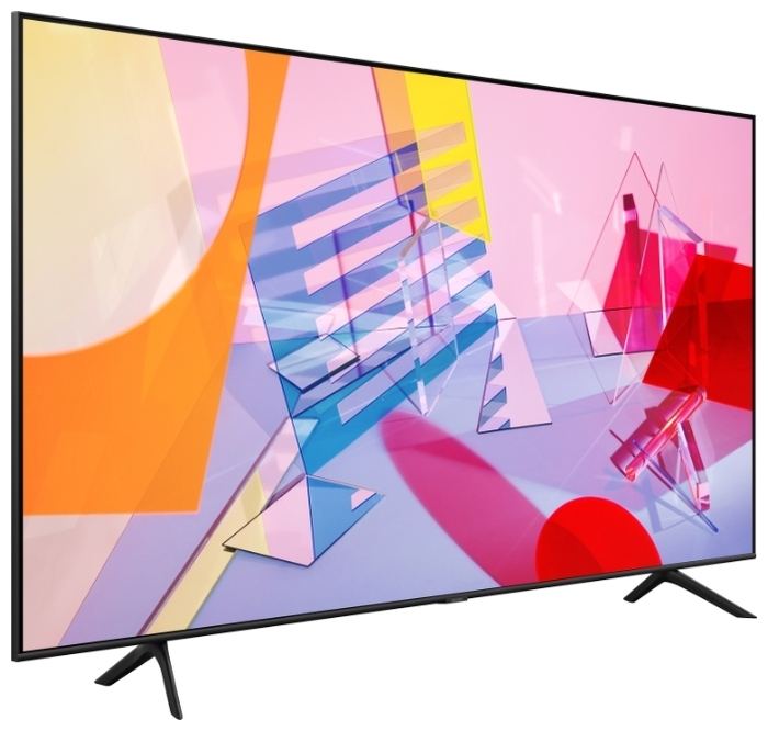 QLED Samsung QE75Q60TAU 75 (2020) - платформа Smart TV: Tizen