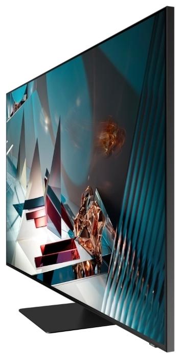 QLED Samsung QE75Q800TAU 75 (2020) - платформа Smart TV: Tizen