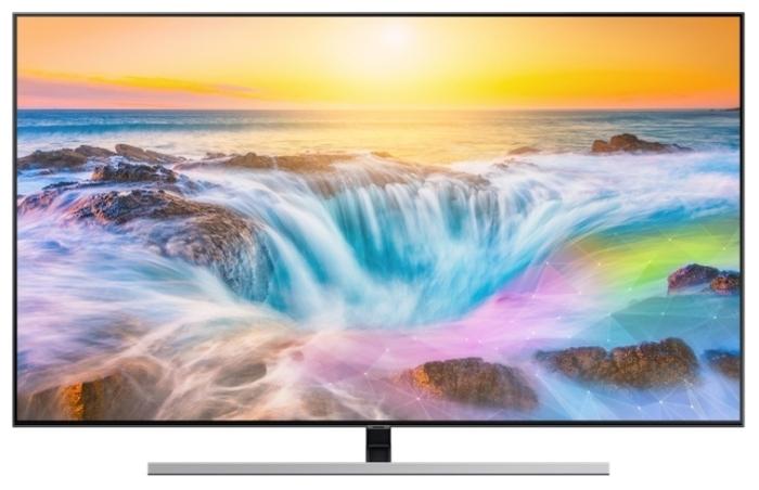 QLED Samsung QE75Q80RAU 74.5 (2019) - разрешение: 4K UHD (3840x2160), HDR