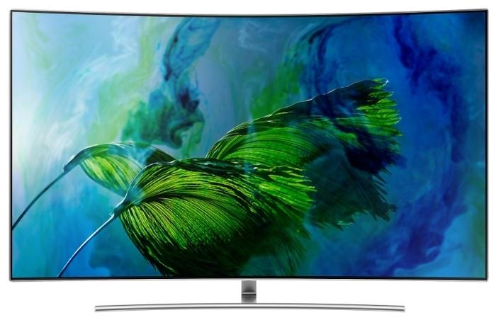 QLED Samsung QE75Q8CAM 74.5 (2017) - разрешение: 4K UHD (3840x2160), HDR