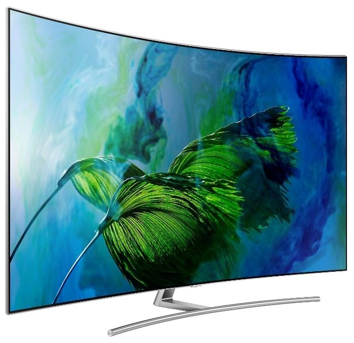 QLED Samsung QE75Q8CAM 74.5 (2017) - платформа Smart TV: Tizen