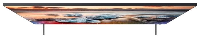 QLED Samsung QE75Q900RBU 74.5 (2019) - проводные интерфейсы: HDMI 2.0x 4, USB x 3, Ethernet, выход аудио оптический