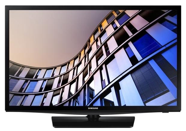 "Samsung UE24N4500AU 24"" (2018) - разрешение: 720p HD (1366x768)"