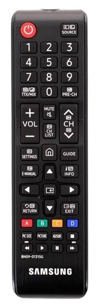 "Samsung UE24N4500AU 24"" (2018) - размеры без подставки (ШxВxГ): 562x349x65мм"