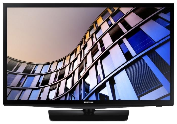"Samsung UE28N4500AU 28"" (2018) - разрешение: 720p HD (1366x768)"