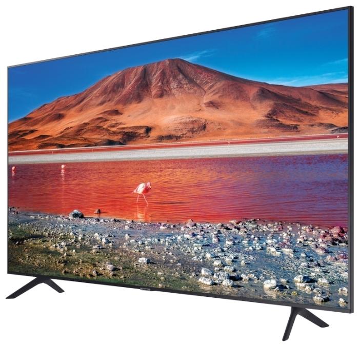 Samsung UE43TU7090U 43 (2020) - тип подсветки: Edge LED
