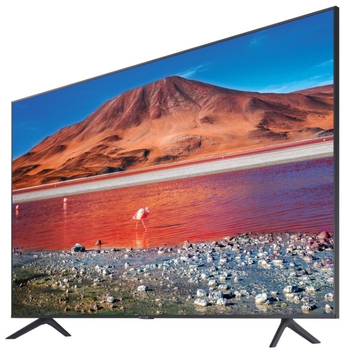Samsung UE43TU7090U 43 (2020) - платформа Smart TV: Tizen