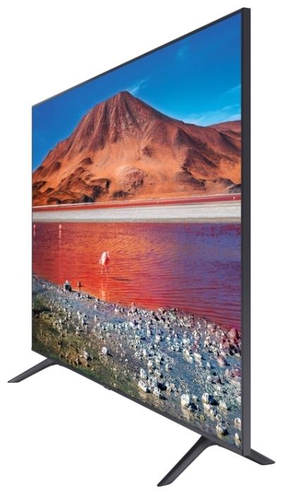 Samsung UE43TU7090U 43 (2020) - беспроводные интерфейсы: Wi-Fi 802.11ac, 802.11b, 802.11g, 802.11n, Bluetooth, Miracast