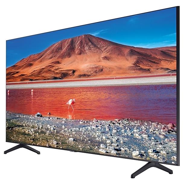 """Samsung UE43TU7100U 43 (2020) - диагональ экрана: 43"""", VA"""